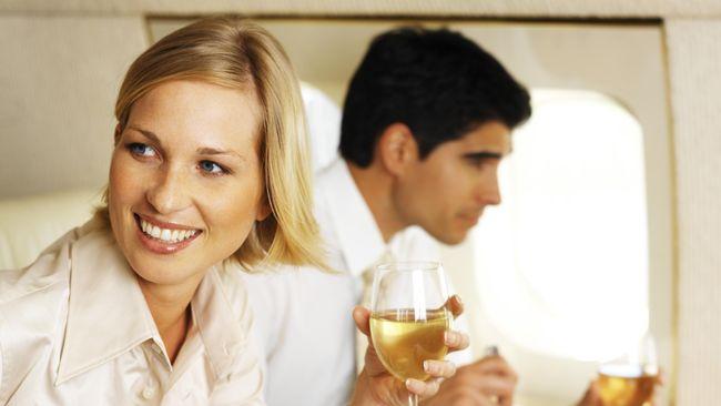 Sajian Makanan di Pesawat Kini Siap Diantar ke Rumah