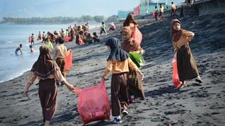 KLHK Cari Solusi Putus Aliran Sampah Plastik ke Laut