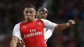 Salam Perpisahan Chamberlain untuk Arsenal