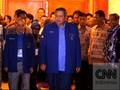 Peserta Kongres Bulat Pilih SBY Pimpin Kembali Demokrat