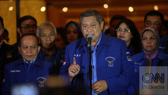 Syarif: Keputusan Akhir di Tangan Agus Yudhoyono