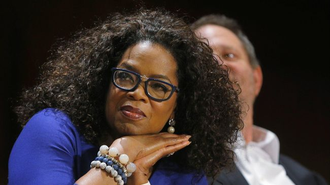 Cuitan Senilai US$12 Juta dari Oprah Winfrey