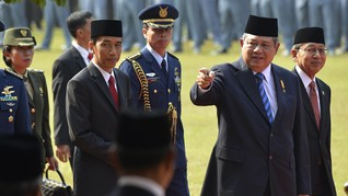 Demokrat Imbau Jokowi Pertimbangkan Saran SBY Hadapi Krisis