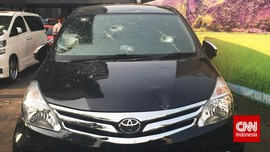 Asuransi Tak Jamin Kendaraan 'Korban' Terorisme