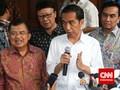Jokowi Umumkan Kabinet Kerja