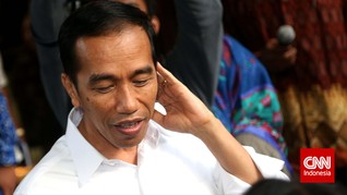 Di PTUN, Jokowi Tegaskan Tak Bersalah Blokir Internet Papua