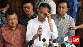 Pendaftaran Dibuka, JK Ungkap Belum Diajak Jokowi Komunikasi