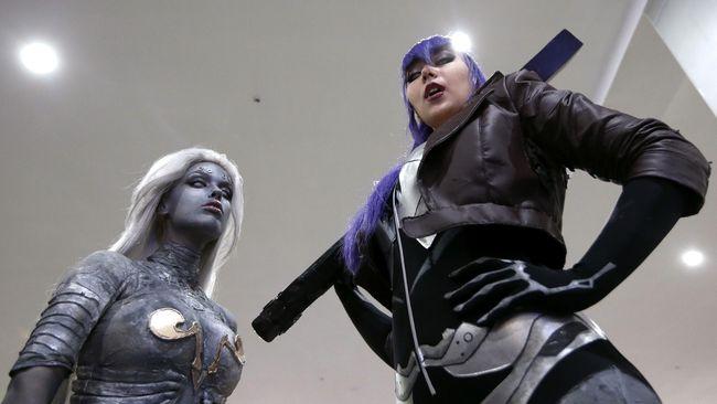 Marvel Berburu Perempuan-perempuan Super