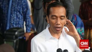 Jokowi Perintahkan Kapolri Tindak Pihak yang Delegitimasi KPU