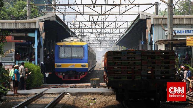 Pugar Tiga Stasiun KRL Kemenhub Siapkan Rp 60 Miliar