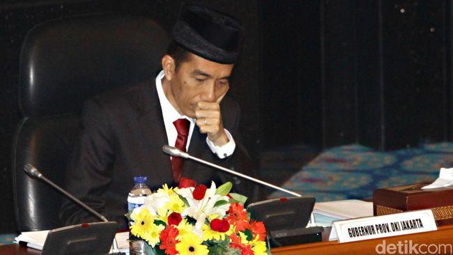 Pimpinan MPR Temui Jokowi