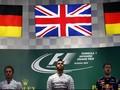 Hamilton Kembali Unggul dari Rosberg