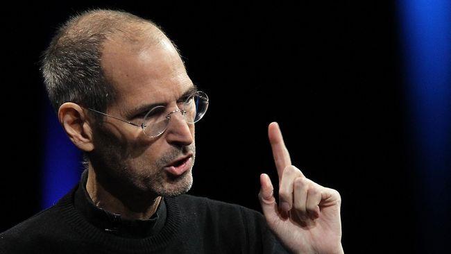 'Dendam' Kesumat Steve Jobs untuk CEO Apple dan Android