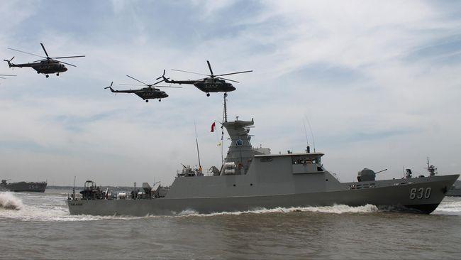 Menhan Prioritaskan Kenaikan Anggaran TNI AL