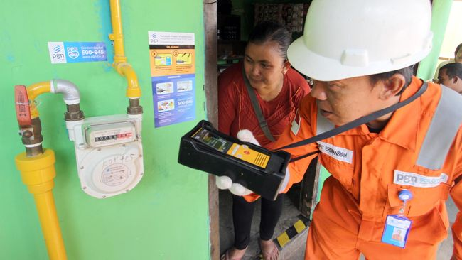 DPR Dorong Pertamina <i>Buyback</i> Saham PGN