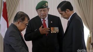 SBY Tegaskan Tak Berniat Perpanjang Jabatan