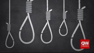 Jepang Hukum Gantung Dua Terpidana Kasus Pembunuhan