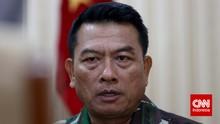 Moeldoko Tegaskan Nasib Kasus Rizieq Ada di Tangan Jokowi