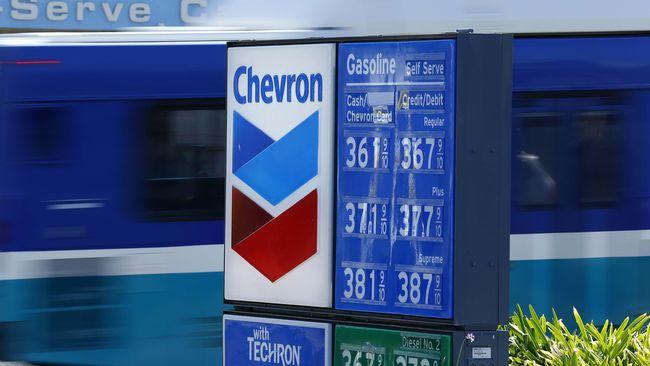 Jonan Sebut Chevron Ragu Pakai Fasillitas Milik Eni