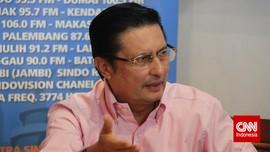 Fadel Muhammad Ikut Bersaing Perebutkan Jabatan Ketua MPR