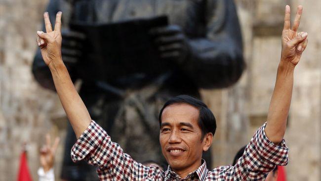 Relawan Akan Kirab Jokowi-JK ke Istana