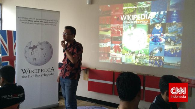 Wikipediawan Lakukan 'Wiki Berjamaah'