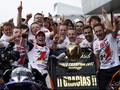 Marc Marquez Pertahankan Gelar Juara Dunia