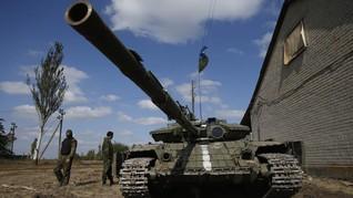 Tahun Ini, Ukraina Ingin Rebut Crimea dari Rusia