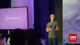 CEO Facebook Puji Cara Jokowi Pakai Internet