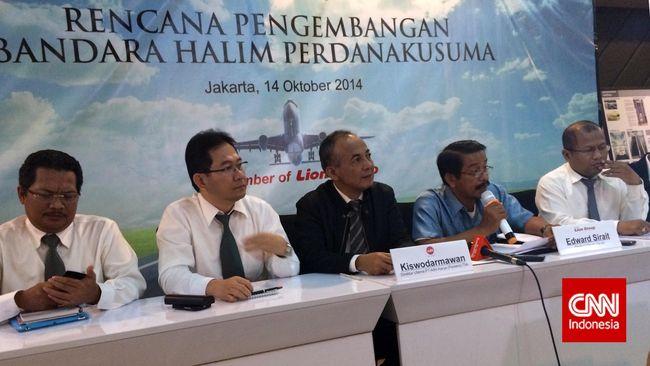 TNI AU Izinkan Lion Kembangkan Halim, AP II Tetap Operator