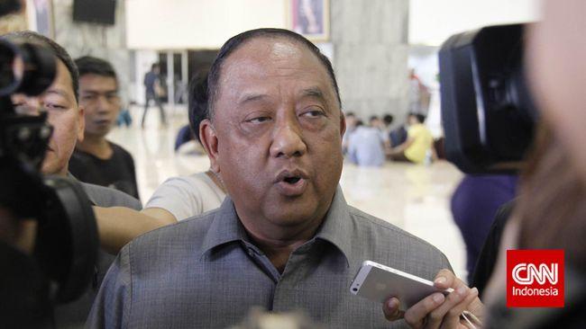 Marciano Bakal Selesaikan Tunggakan Gaji Pegawai KONI