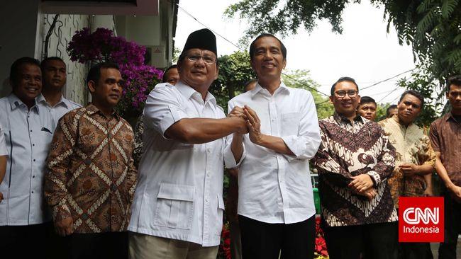Dua Syarat Gerindra untuk Dukung Jokowi