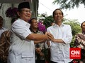 Dominasi Jokowi dan Gerilya Perlawanan Prabowo Jelang 2019