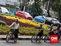 Saatnya Sepeda Jadi Feeder Angkutan Massal di Jakarta