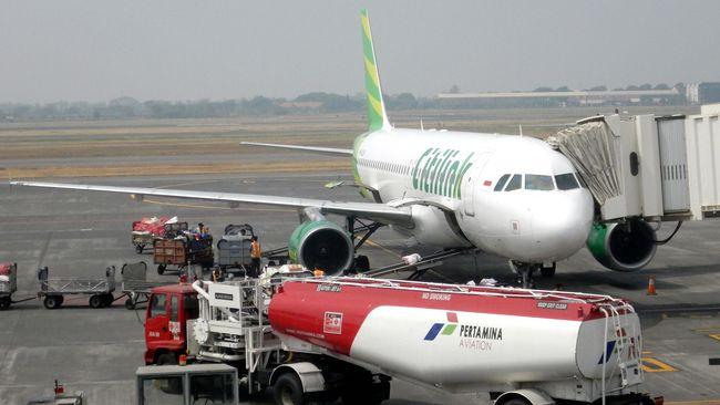 Di Jakarta Harga Avtur Lebih Murah Dari Pertamax