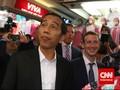 Bersejarah, Jokowi Buka Perdagangan Perdana Pasar Tanah Abang