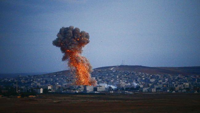 Polisi Indonesia Disebut Tewas di ISIS, AS Lancarkan Serangan