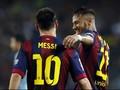 Babak Pertama: Barca Vs Villarreal Masih Sama Kuat 1-1