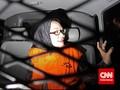 MA Perberat Hukuman Atut Jadi Tujuh Tahun Bui