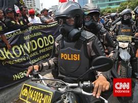 Pelantikan Presiden, Polres Jaksel Siapkan 1.000 Personel