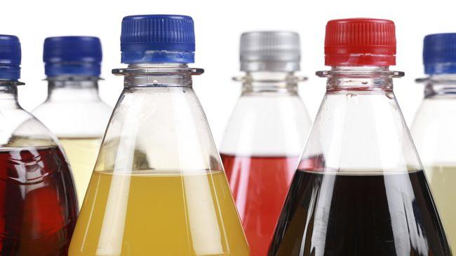 Minuman Isotonik Tak Boleh Sembarang Dikonsumsi