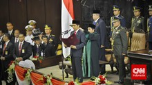 Susunan Acara Pelantikan Presiden Jokowi di Gedung MPR