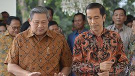 Jokowi Tanggapi SBY: Tak Ada Kekuasaan Absolut di Indonesia