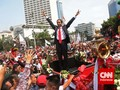 SMRC Prediksi Jokowi Ikuti Jejak SBY Jadi Presiden 2 Periode