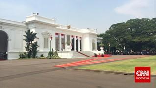 Istana Sempat Panik saat Gempa Guncang Jakarta