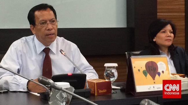 Jokowi Tunjuk Robert Pakpahan Jadi Dirjen Pajak Baru