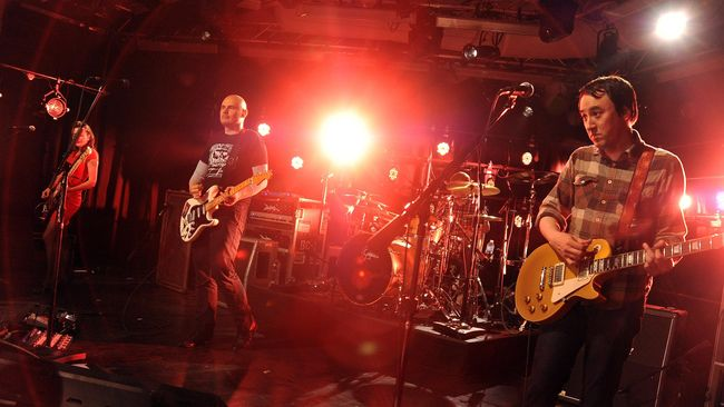 Smashing Pumpkins Kembali Ganti Personel Band