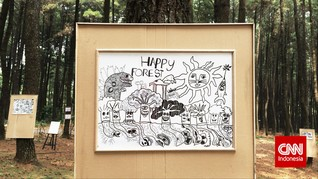 Menyumbangkan Harapan dan Karya Seni untuk Sosial