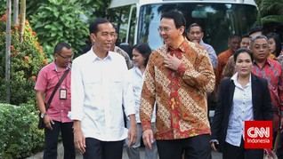 Jokowi Menang di Osaka, Tempat Ahok Mencoblos
