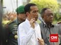 Rancangan Susunan Kabinet Jokowi